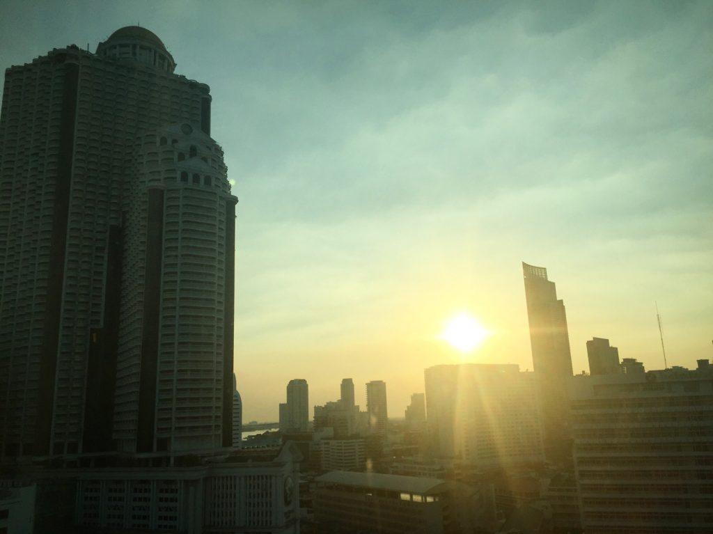 Novotel Bangkok Fenix Silom – gemütliches Hotel in zentraler Lage