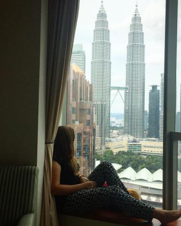Pullman Kuala Lumpur City Centre Hotel – Mit einer atemberaubenden Aussicht