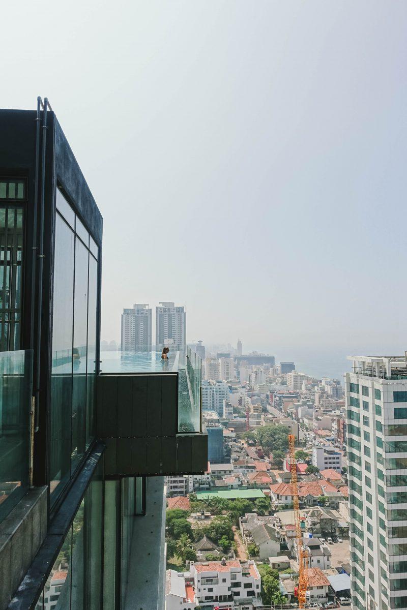 Mövenpick Hotel Colombo – eine kleine Oase in der Großstadt