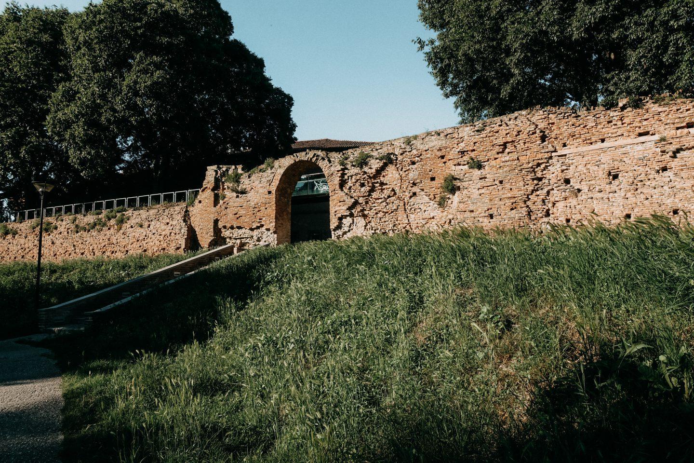 Ferrara-Stadtmauer