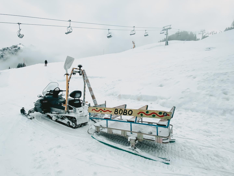 Schneemobil Kärnten