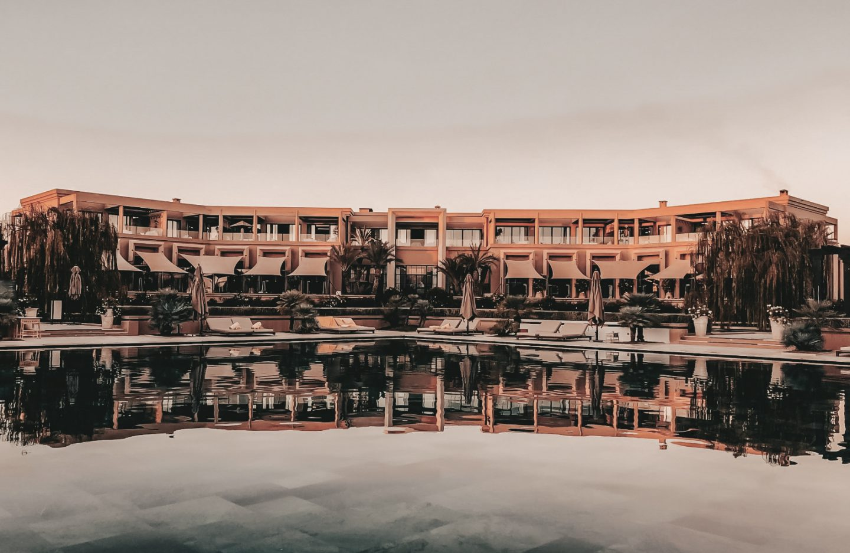 Tausendundeine Nacht – Mandarin Oriental Marrakesch