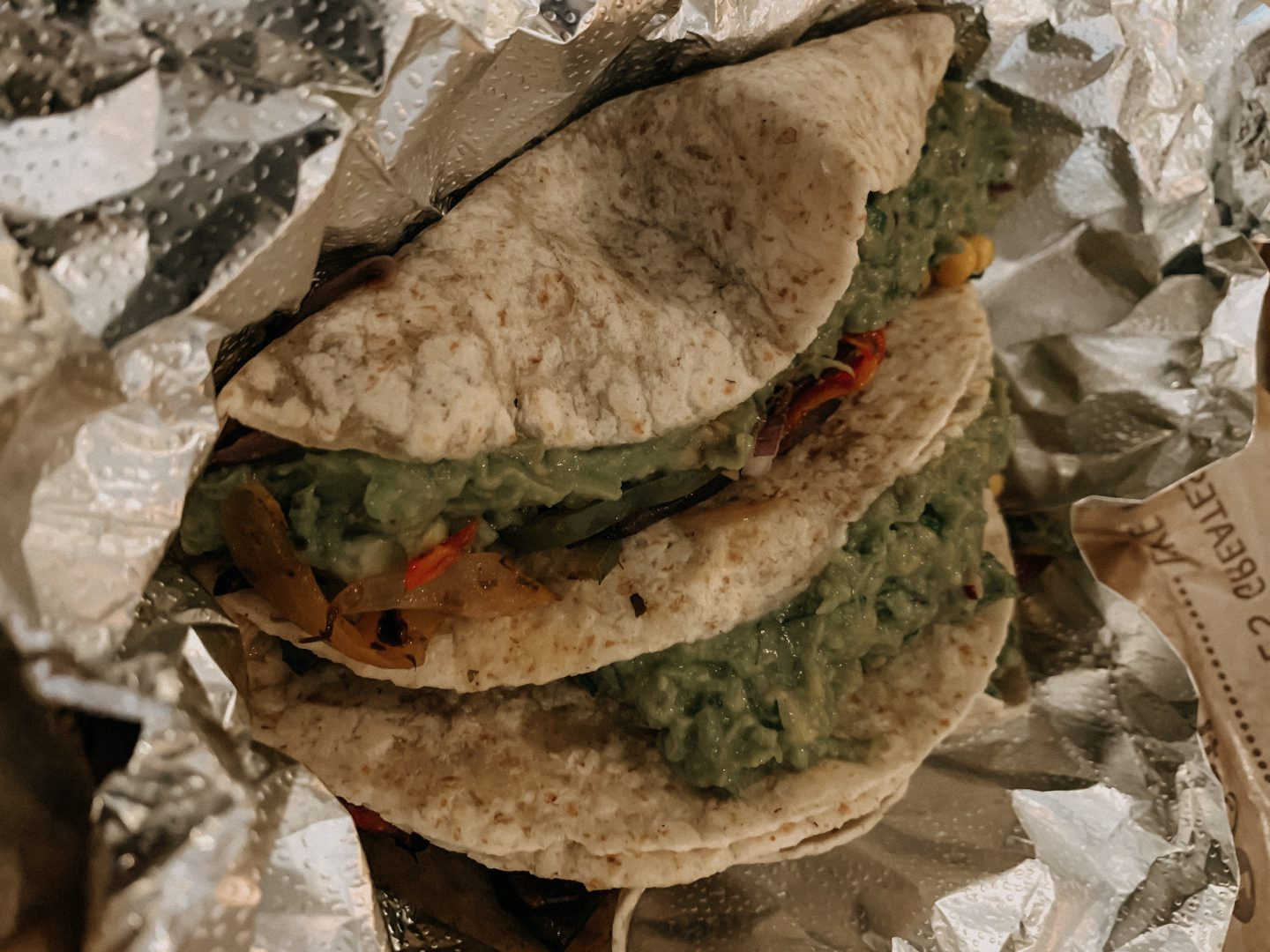 vegan Burritos bei Chipotle Paris