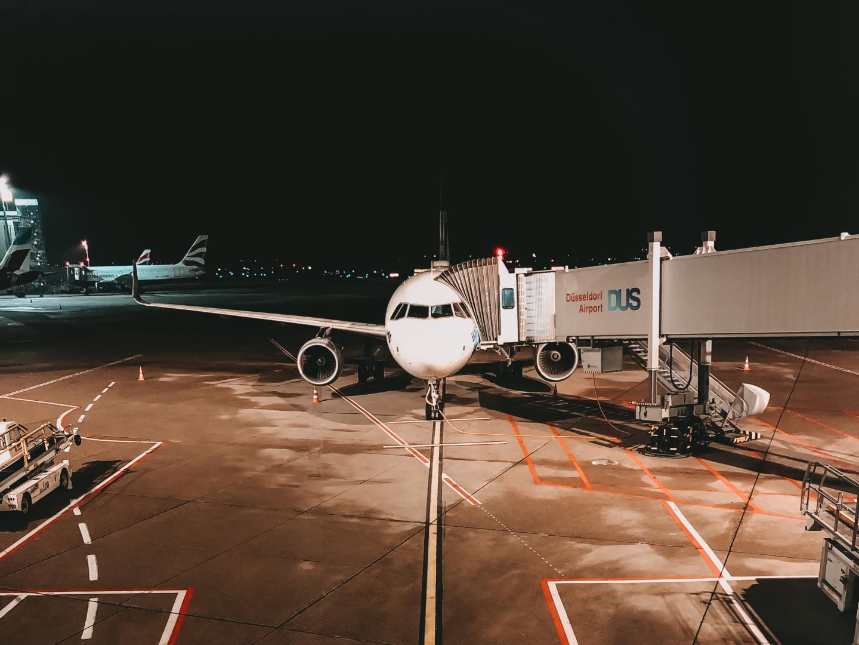 Interview mit einer Flugbegleiterin