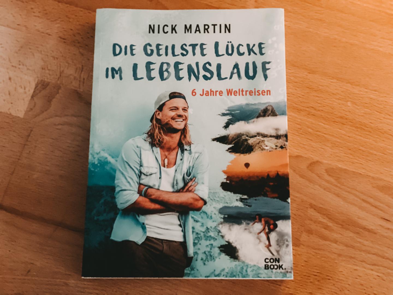 Reisebuch/Lieblingsbücher- Die Geilste Lücke im Lebenskauf