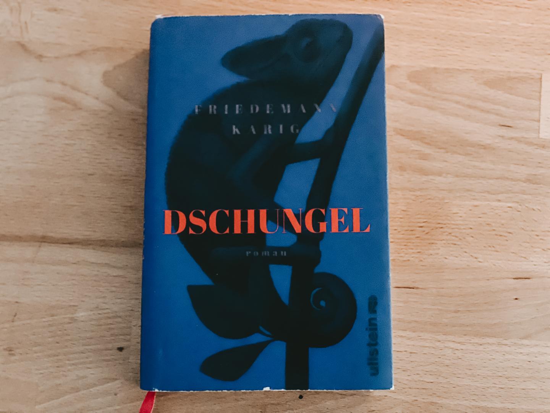 Reisebuch/ Lieblingsbuecher -Dschungel