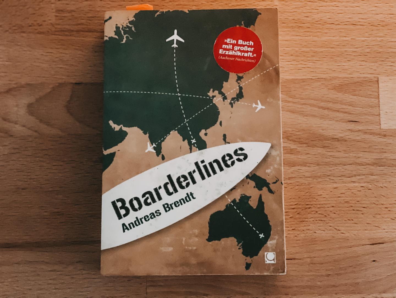 Reisebuch - Boarderlines