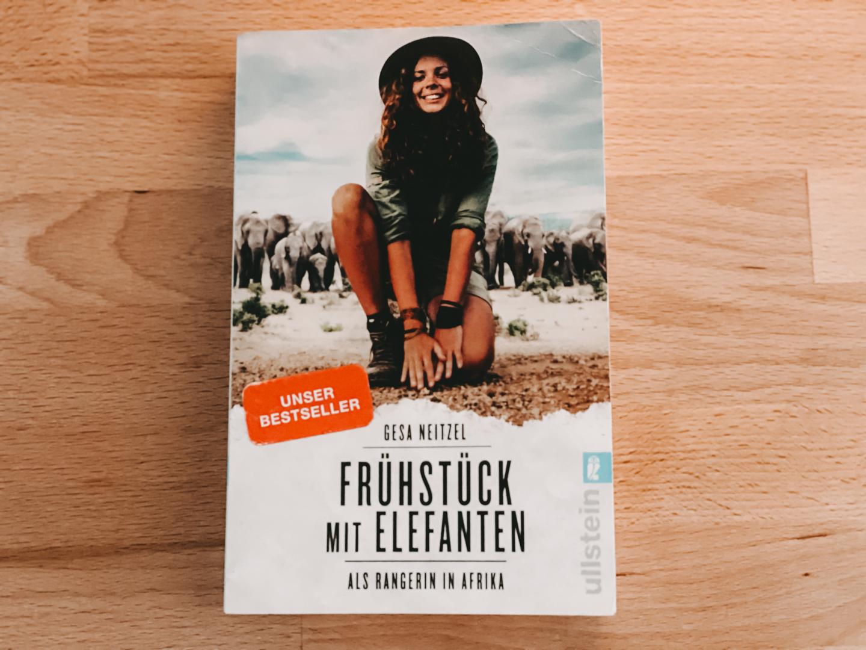 Reisebuch/ Lieblingsbuecher -Frühstück mit Elefanten