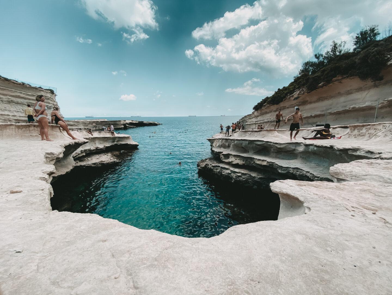 St. Peter's Pool auf Malta