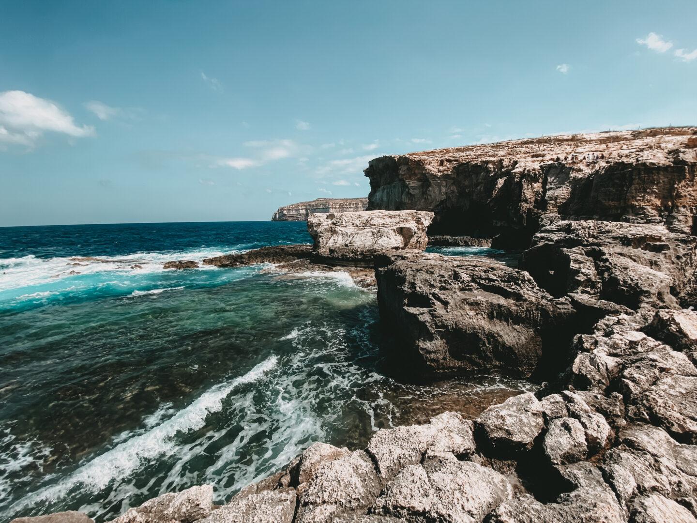 Dwejra Bay auf Gozo